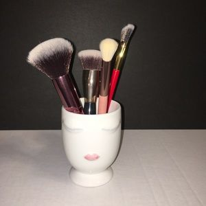 Other - Ceramic Face Cup/Holder/Planter